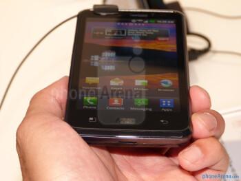 LG Spectrum hands-on