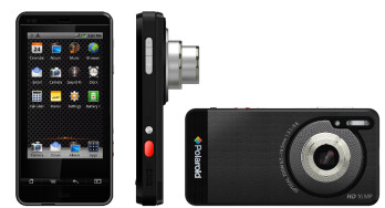 The Android powered Polaroid SC1630 Smart Camera