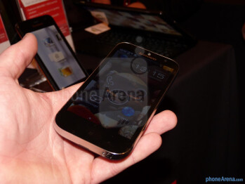 Lenovo K2 smartphone hands-on