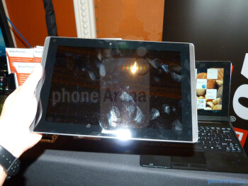 Lenovo IdeaTab K2 hands-on