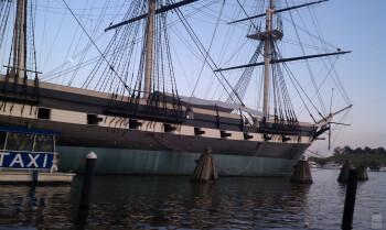 4. HTC Droid Incredible - Shannon TennisBaltimore inner harbor