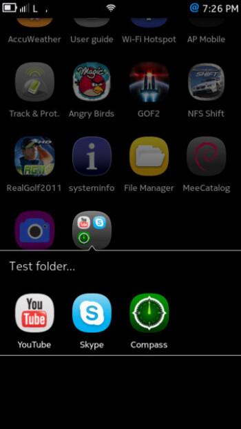 Nokia N9 upcoming update to bring video conferencing, folders a la iOS