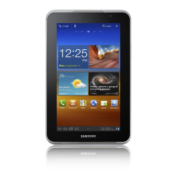 Samsung releasing redesigned Galaxy Tab 7.0N in Germany