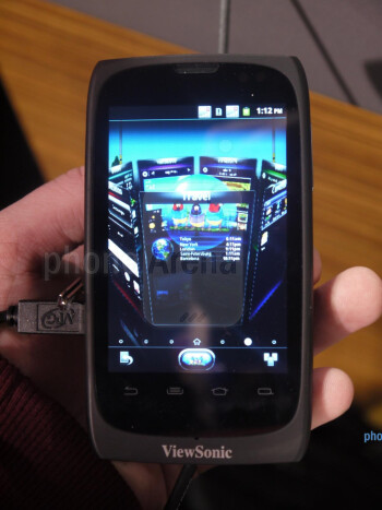ViewSonic ViewPhone 3 hands-on