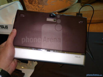 Asus Eee Pad Slider hands-on
