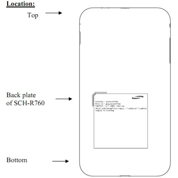 The Samsung Galaxy S II for US Cellular was spotted at the FCC