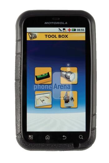 Motorola DEFY+ JCB limited edition lands in the U.K.