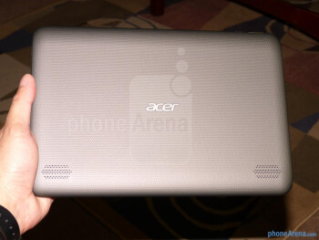 Acer ICONIA TAB A200 unboxing and hands-on