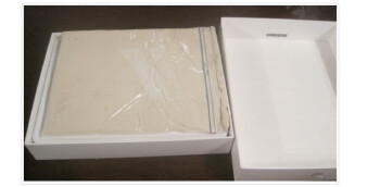 At least ten Apple iPad 2 buyers in Vancouver got this inside the box instead of the tablet