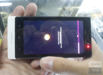 Sony Xperia MT27i Pepper