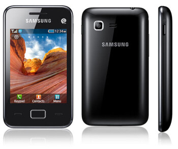 Samsung Star 3 and Star 3 Duos unveiled: smarter feature phones