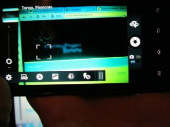 MotoBlurred ICS screenshots for the RAZR leak out