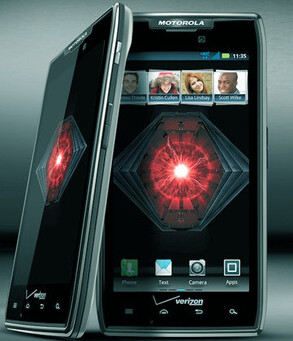 The Motorola DROID RAZR MAXX remains thin