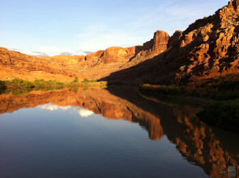 Steve Taber - Apple iPhone 4Colorado river, Moab, UT - Last time's winners