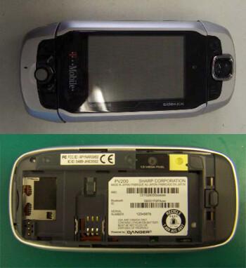 T-Mobile SideKick III (3) scores FCC approval