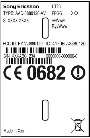 The Sony Xperia S has visited the FCC