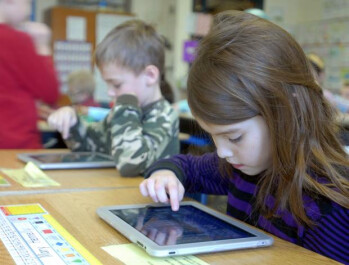 Apple iPads in the classroom