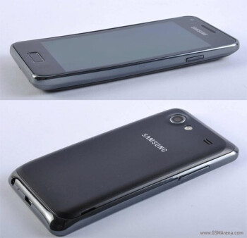 Samsung Galaxy S Advance surfaces: dual-core processor, curved a la Nexus