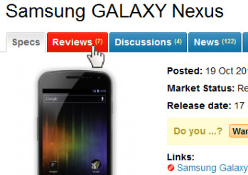 What our readers think of the Galaxy Nexus