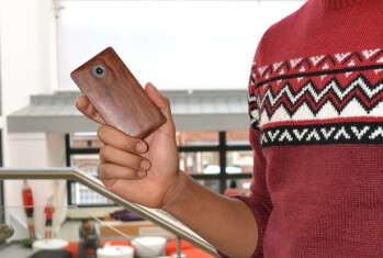 World's first bamboo phone is real, coming soon