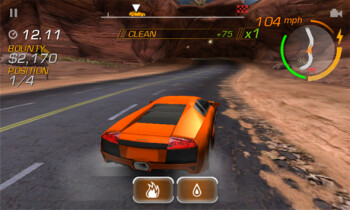 NFS Hot Pursuit speeds up to WP Marketplace