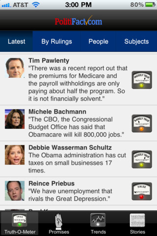 Here are the best apps for tracking the 2012 elections