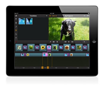 Avid releases Avid Studio for iPad for the video editor on the go