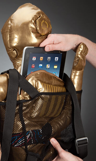 C-3PO Bespin Backpack