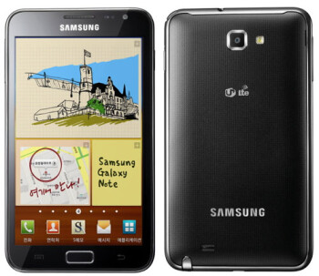 700,000 units of the Samsung GALAXY Note have been sold in S. Korea