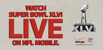 Watch the Super Bowl for free on a Verizon smartphone