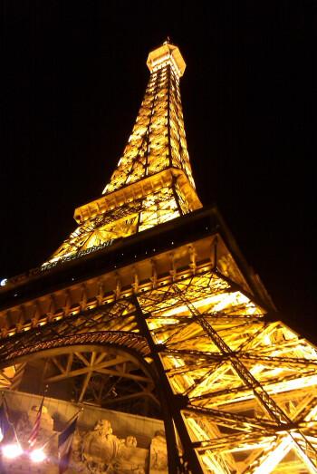 7. HTC Droid Incredible - DanielleEiffel Tower at the Paris Hotel, Las Vegas