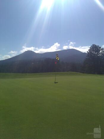 10. Ninja Lee - HTC SurroundEvergreen golf course