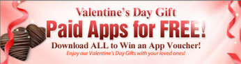 Cupid shooting free apps to Samsung handsets until February 21 to celebrate Valentine's Day