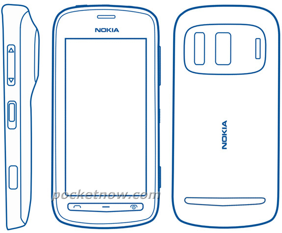 nokia 803 might sport the biggest  baddest cameraphone sensor yet  still loyal to nokia belle LG enV Sidekick Phone
