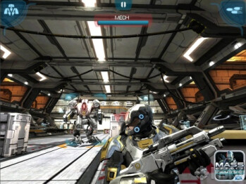 Upcoming Mass Effect iOS game will change your Mass Effect 3 experience