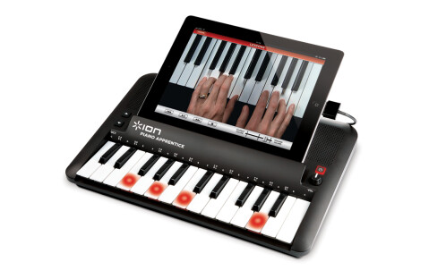 ION Audio Piano Apprentice for the iPad and iPhone