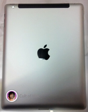 New iPad 3 parts leak hints at high-resolution Sharp display, coming first week of March in San Francisco