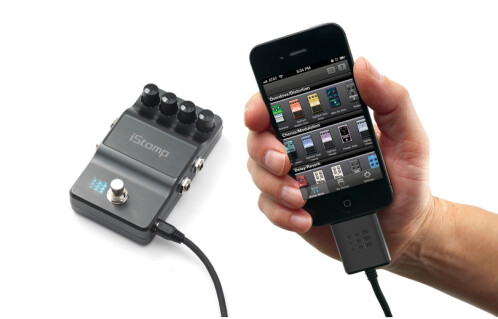 Harman DigiTech iStomp Pedal for the iPhone and iPad