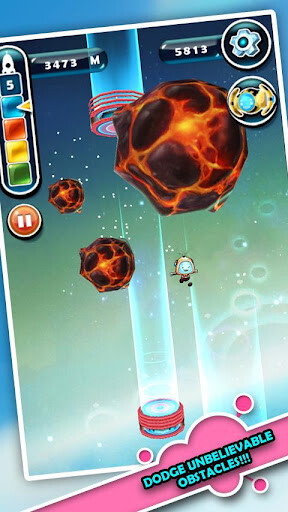 SilverTree Media releases Cordy Sky tilt & bounce game
