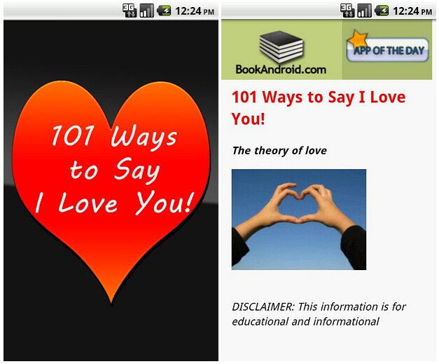 When And How To Say 'i Love You' 3
