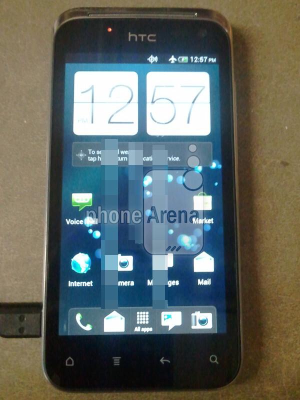 Mystery HTC Ice Cream Sandwich phone for Verizon surfaces
