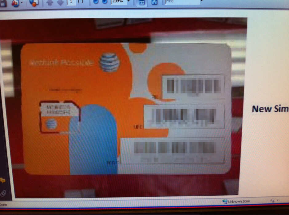 AT&T is about to get a new batch of LTE-enabled micro-SIM cards - Are these AT&T micro-SIM cards meant for an LTE iPhone 5?