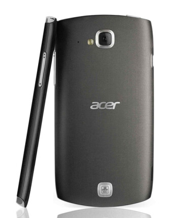 Acer CloudMobile Android handset debuts ahead of MWC