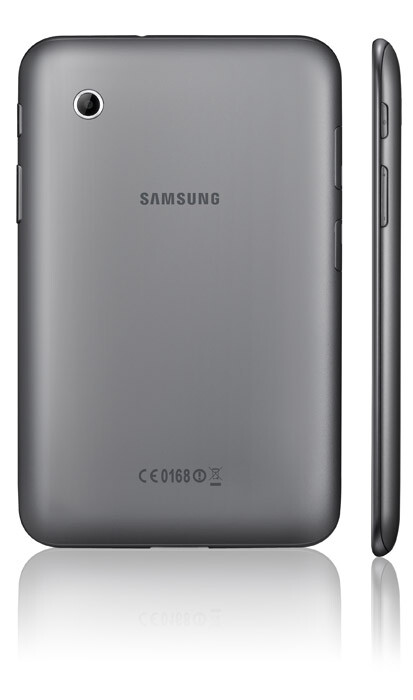 """7"""" Samsung Galaxy Tab 2 to land in March with all the Ice Cream Sandwich you can eat"""