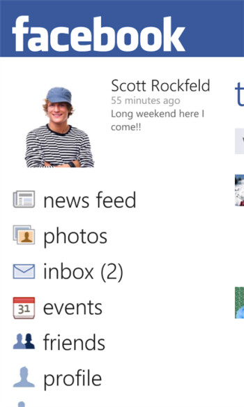 Facebook's Windows Phone app gets a major update: groups, filters and likes