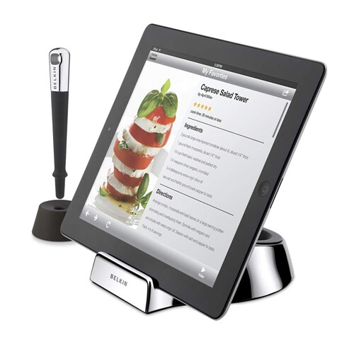 Belkin Chef Stand + Stylus ($39.99)