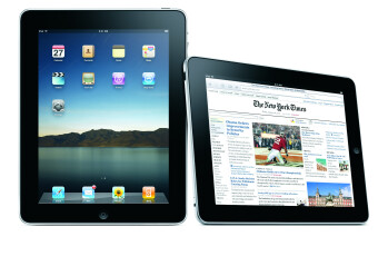 The Apple iPad 2 had a 62% market share at the end of 2011