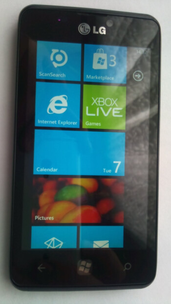 """Another LG Miracle Windows Phone video leaks, might sport a 4"""" NOVA display"""