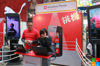 Smoked by Windows Phone challenge heads to Hong Kong