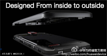 Huawei drops some teaser pics of the Ascend D1 Q